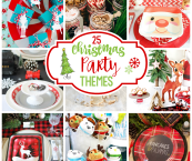 fun ideas for christmas parties