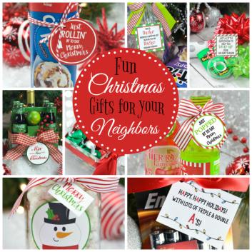Fun Christmas Gifts for Your Neighbors