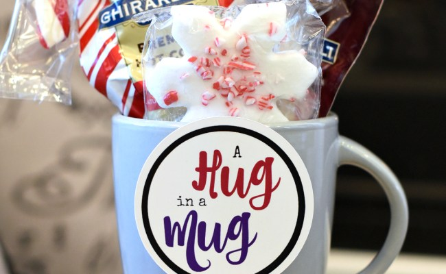 Hug In A Mug Gifts To Cheer Someone Up Fun Squared
