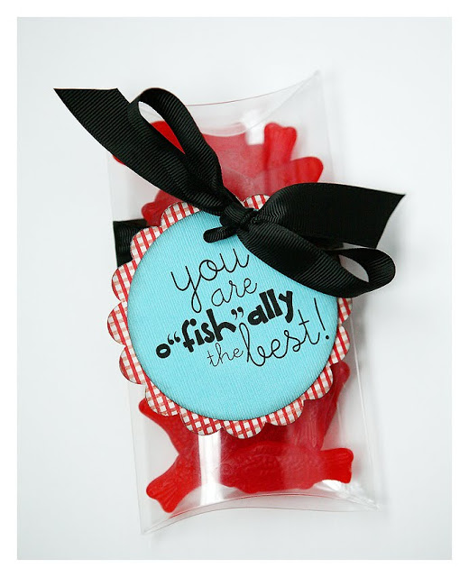 Fish Thank You Gift Idea
