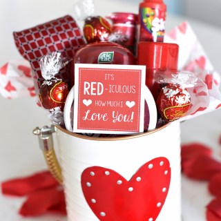 Fun Valentine's Gift Idea for Husband or Kids or Wife