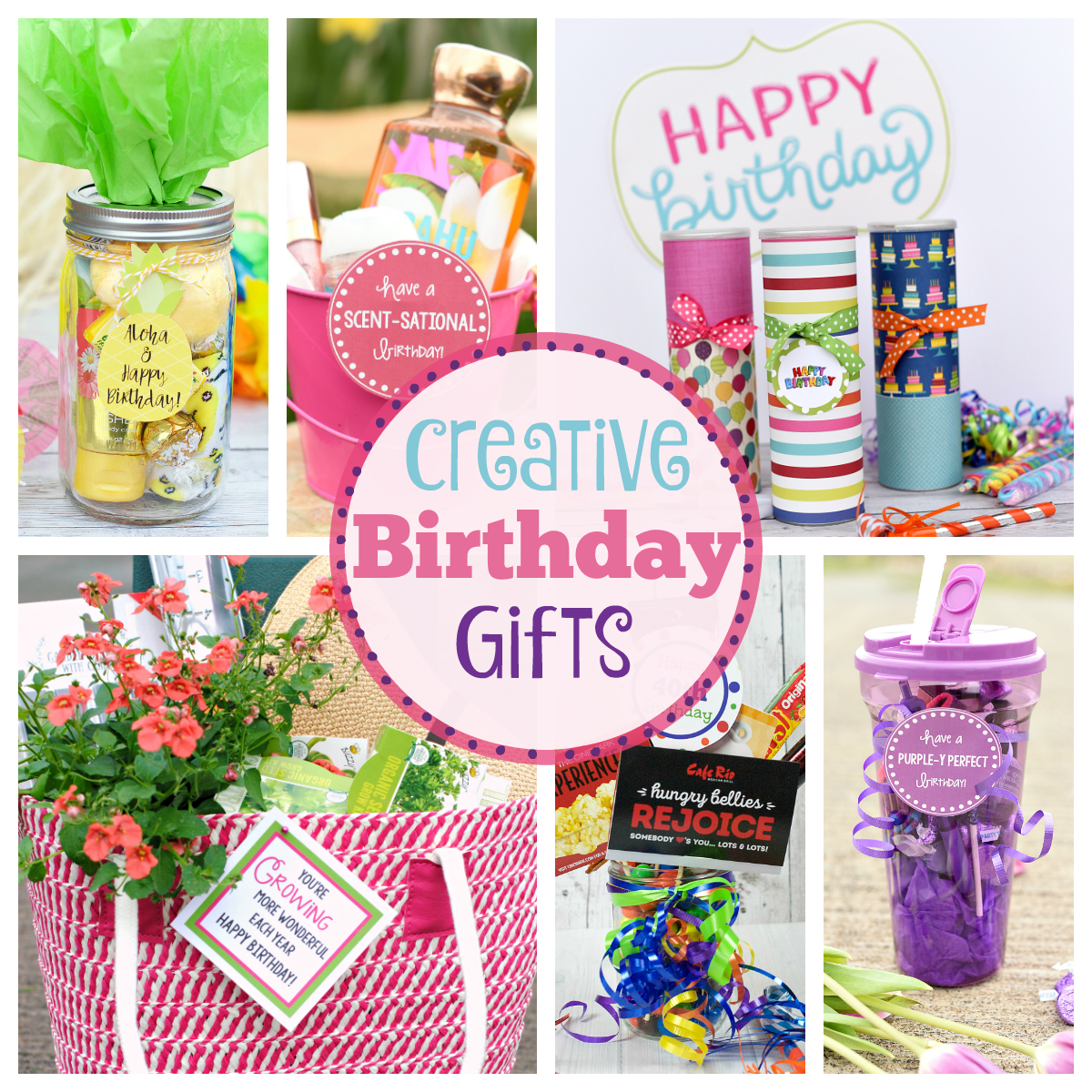 Creative Birthday Gifts