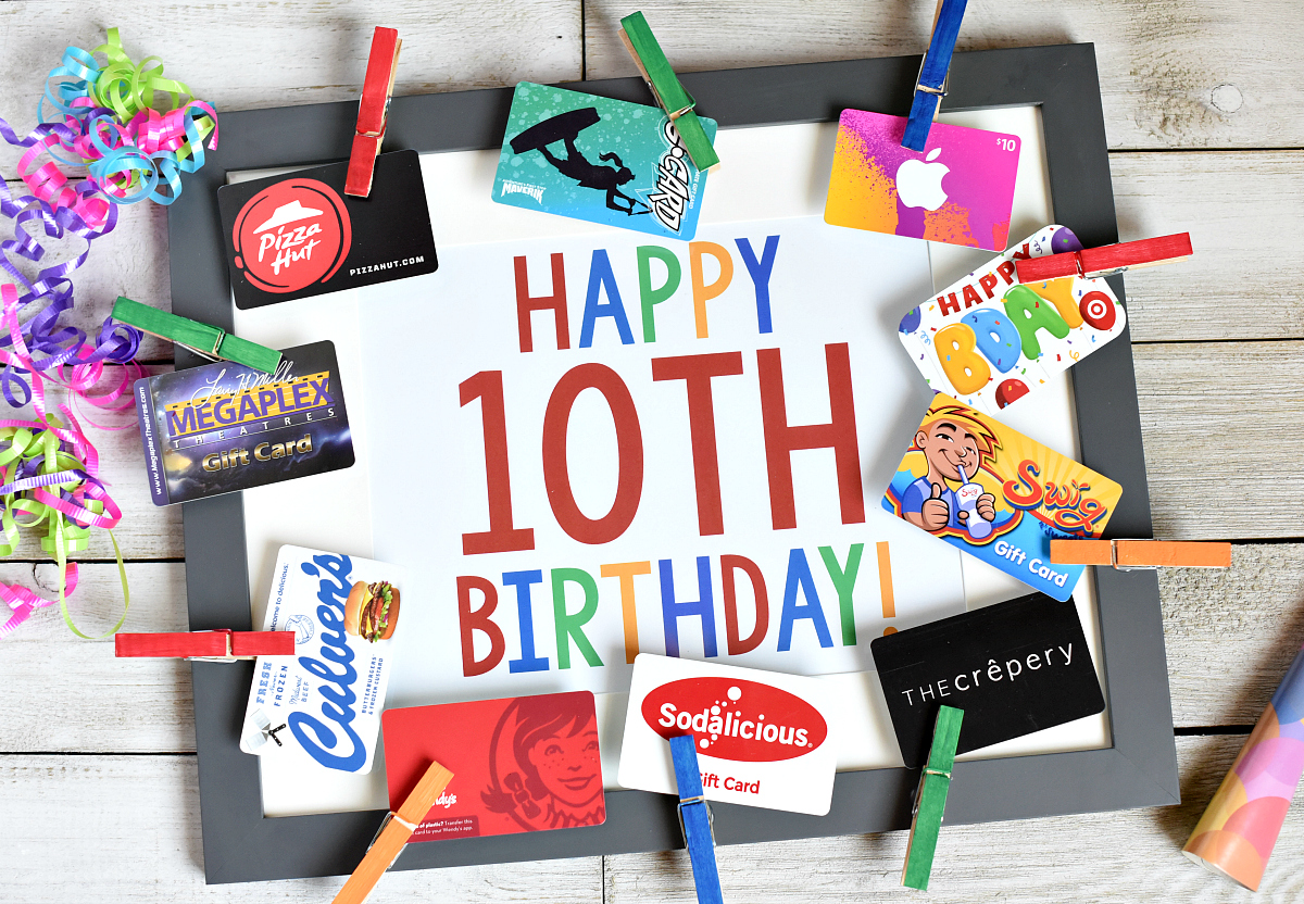 Fun Birthday Gifts For 10 Year Old Boy Or Girl Squared SaveEnlarge