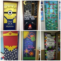 Door Decorations Teacher Appreciation Week ...