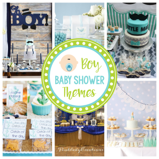 Baby Boy Baby Shower Themes