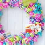 Creative Gift Card Ideas-Gift Card Wreath