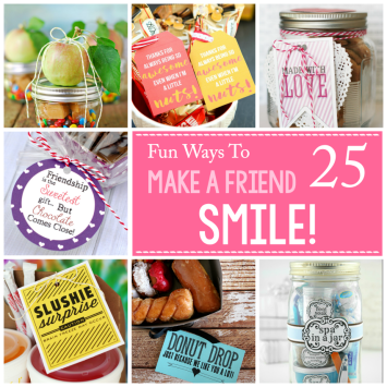 Cute Gift Ideas for Friends