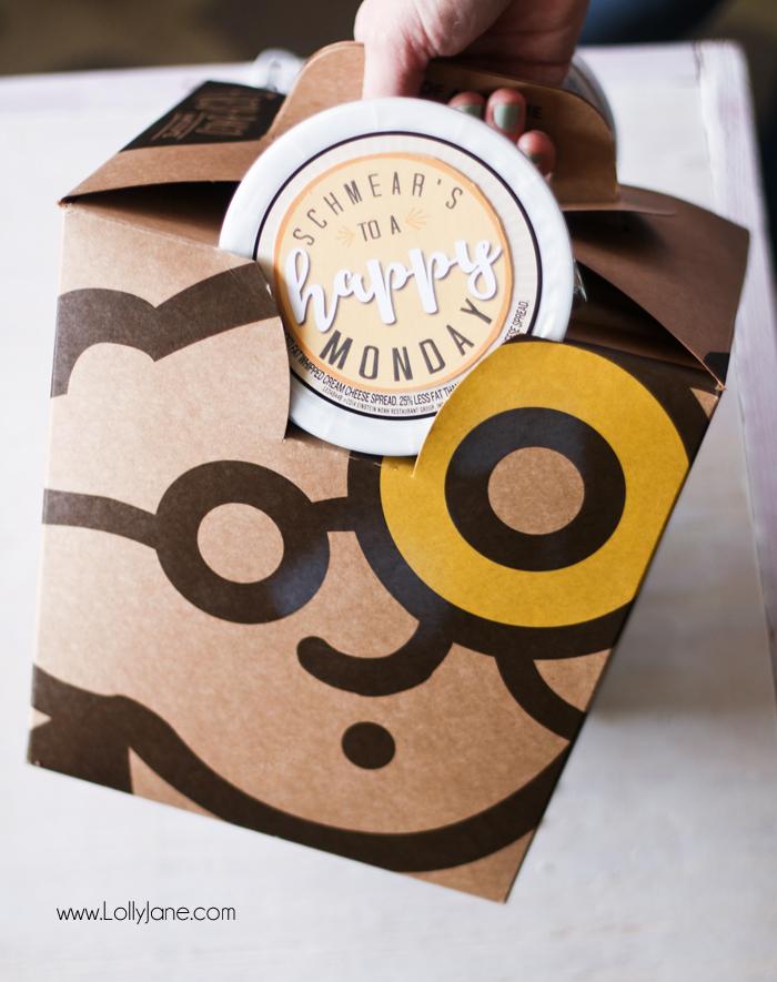 Happy Monday Gift Idea