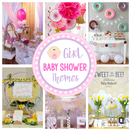 Baby Boy Baby Shower Themes Fun Squared