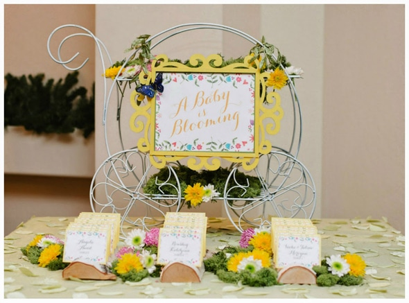Girl Baby Shower Theme Ideas