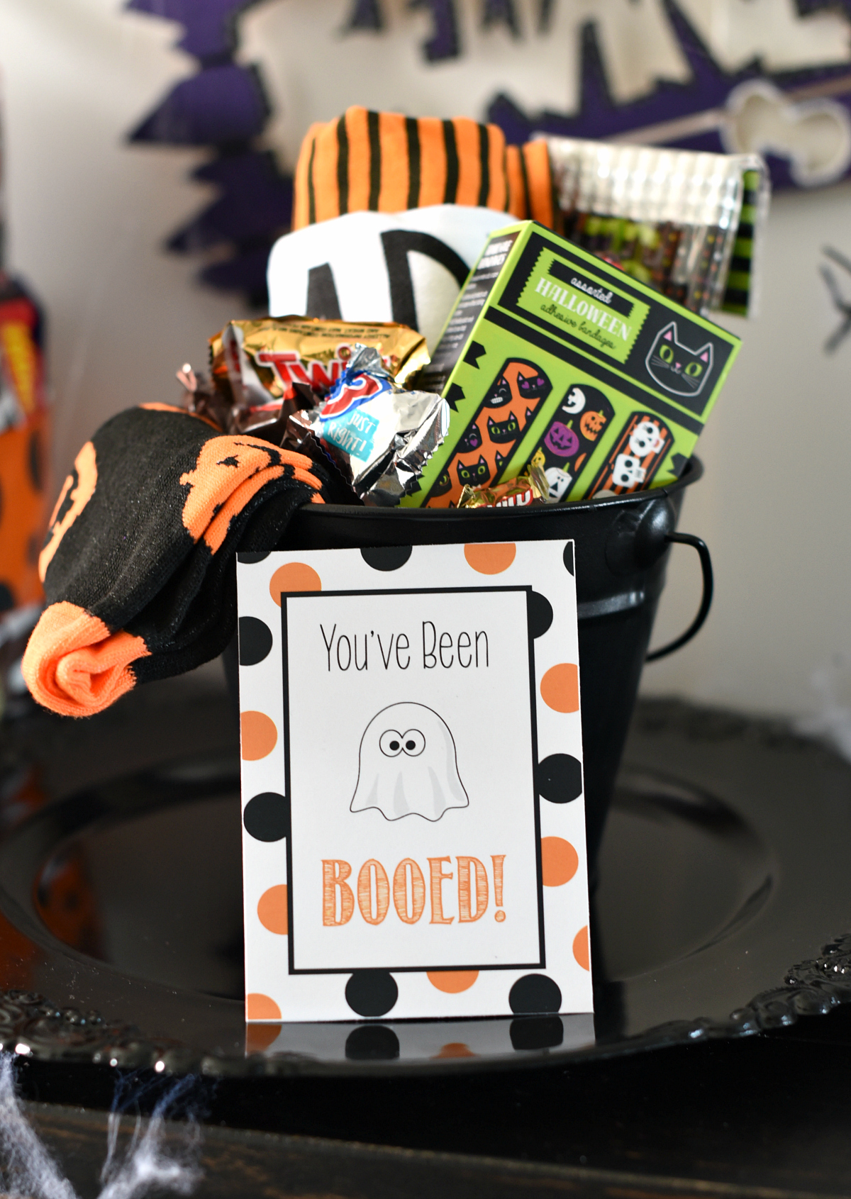 You've Been Booed-This Cute Halloween Tradition Is Something Your Kids Will  Love