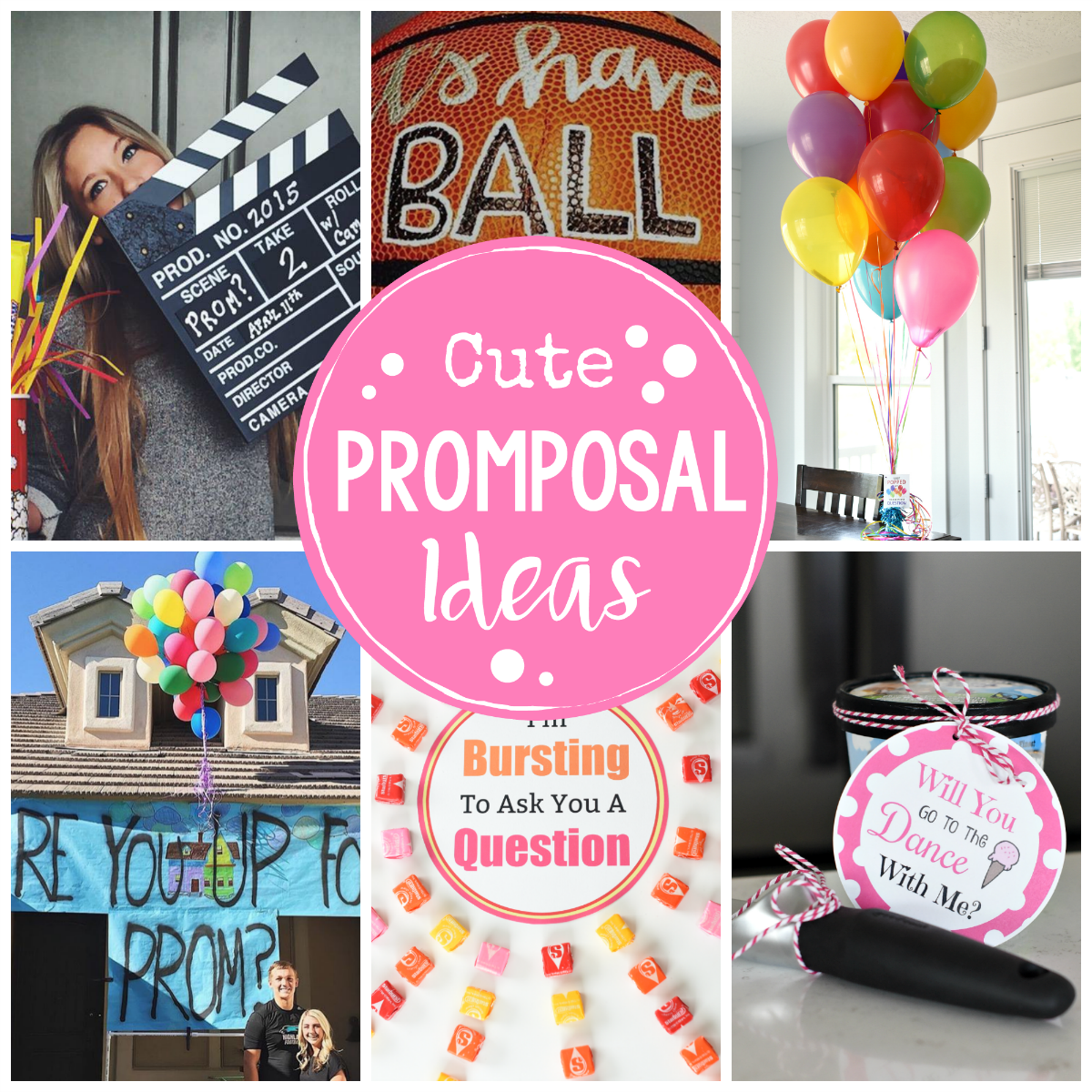 Cute Promposal Ideas-Fun Ways to Ask Someone to Homecoming or Prom