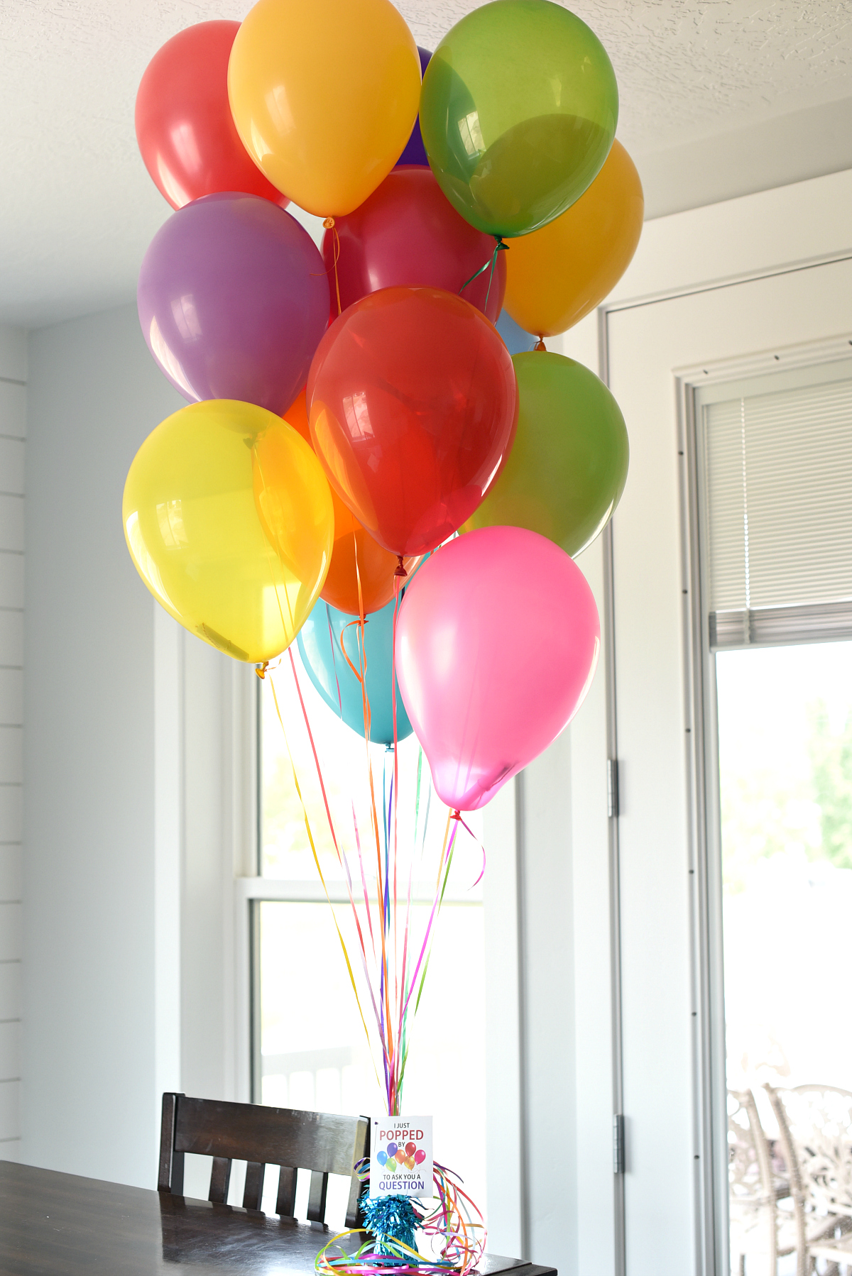 Fun Promposal Ideas with Balloons