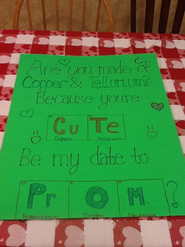 Christmas Homecoming Proposal.Promposal Ideas Cute Ways To Ask Someone To Homecoming Or Prom