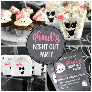 Ghoul's Night Out Party Ideas
