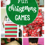 Fun Christmas Games For Your Holiday Parties Fun Squared