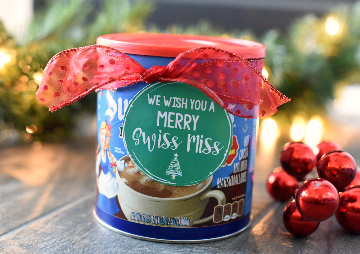 Hot Chocolate Christmas Neighbor Gift