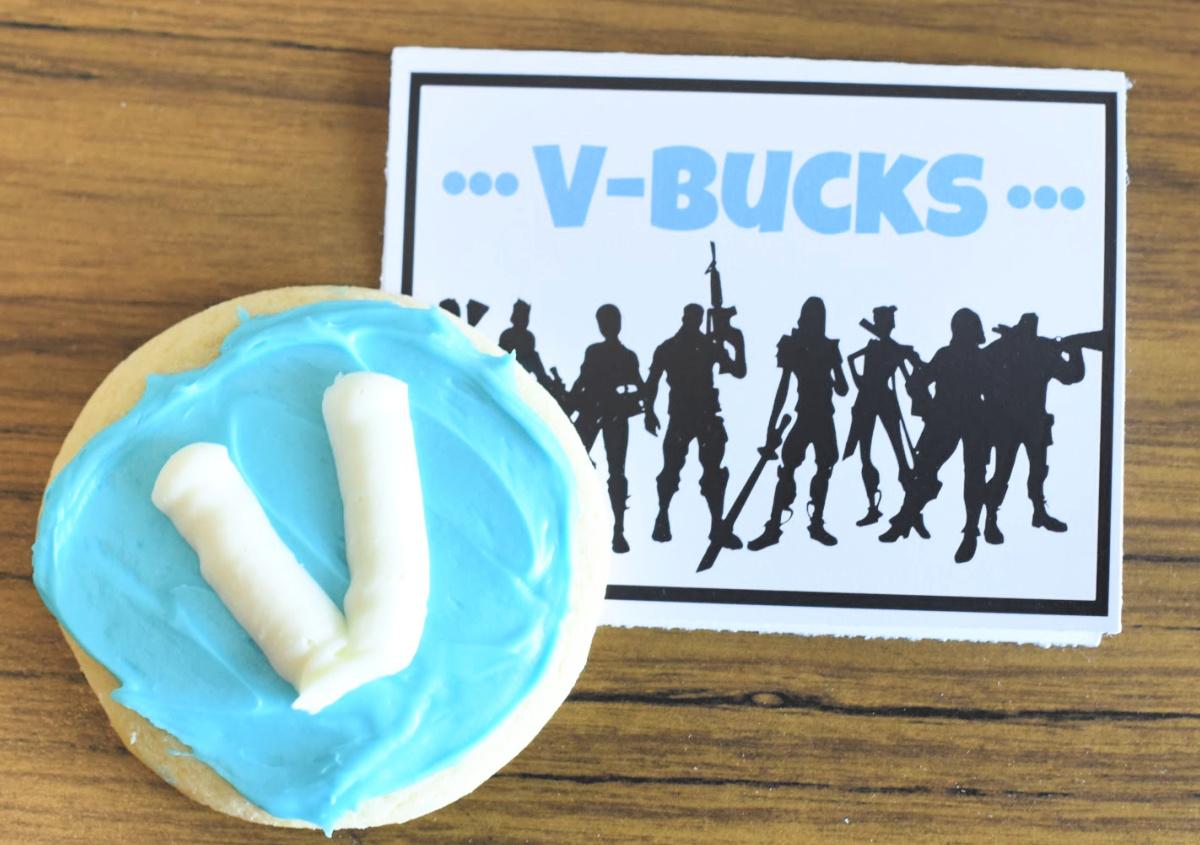 V-Buck Cookies