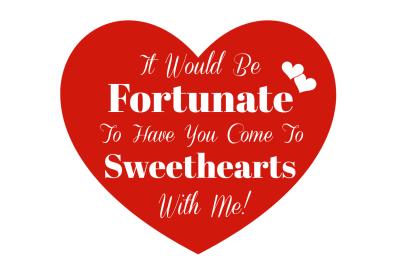 Sweetheart Dance Tag