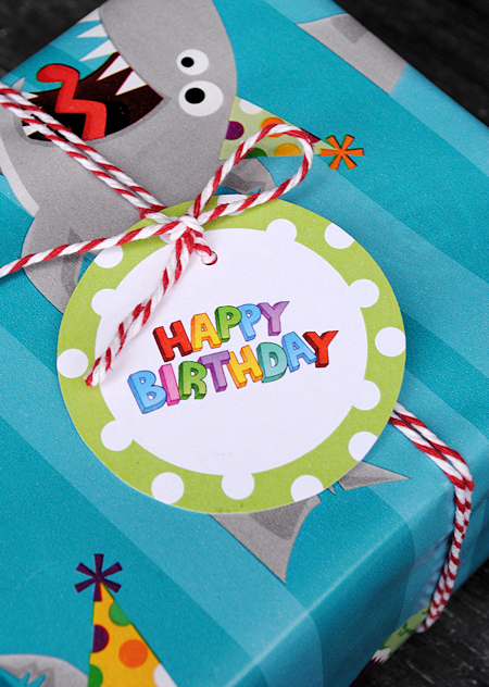 Free Printable Birthday Gift Tags Fun Squared