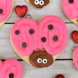 Cute Valentine's Cookies