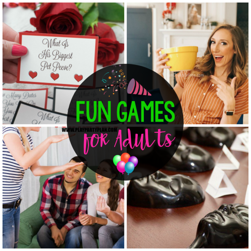 Fun Games for Adults