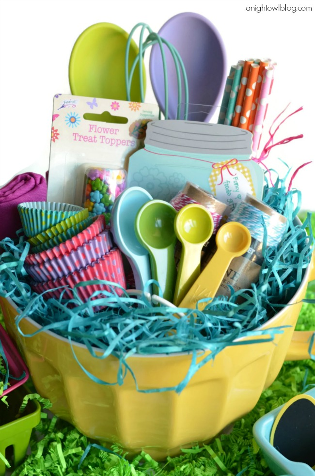 Baking Themed Basket