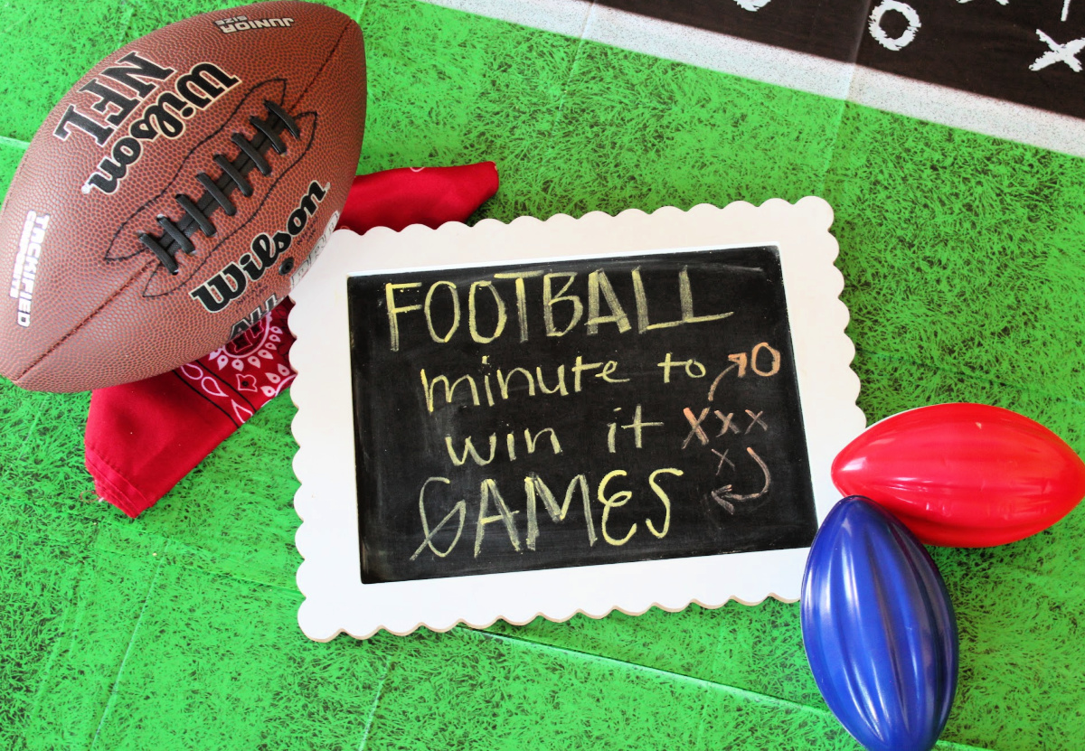 Football Party games