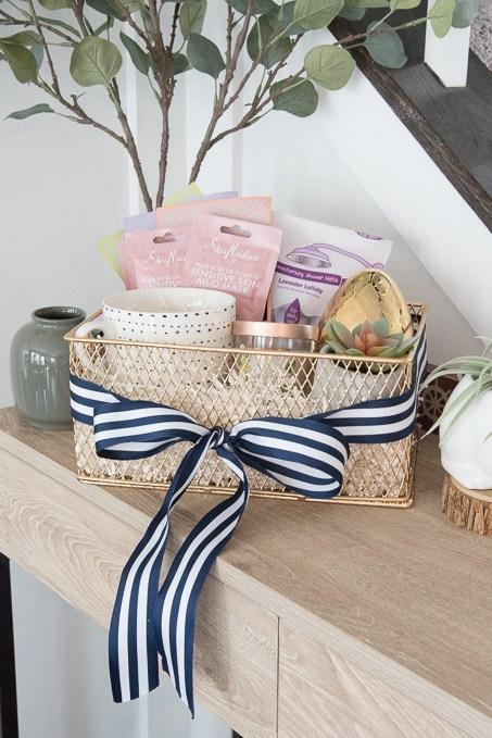 Grown Up Easter Basket