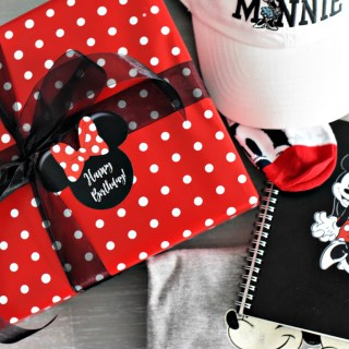 Minnie Mouse Gift