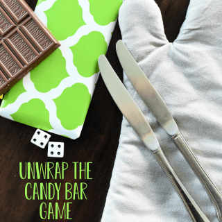 Unwrap the Candy Bar Party Game