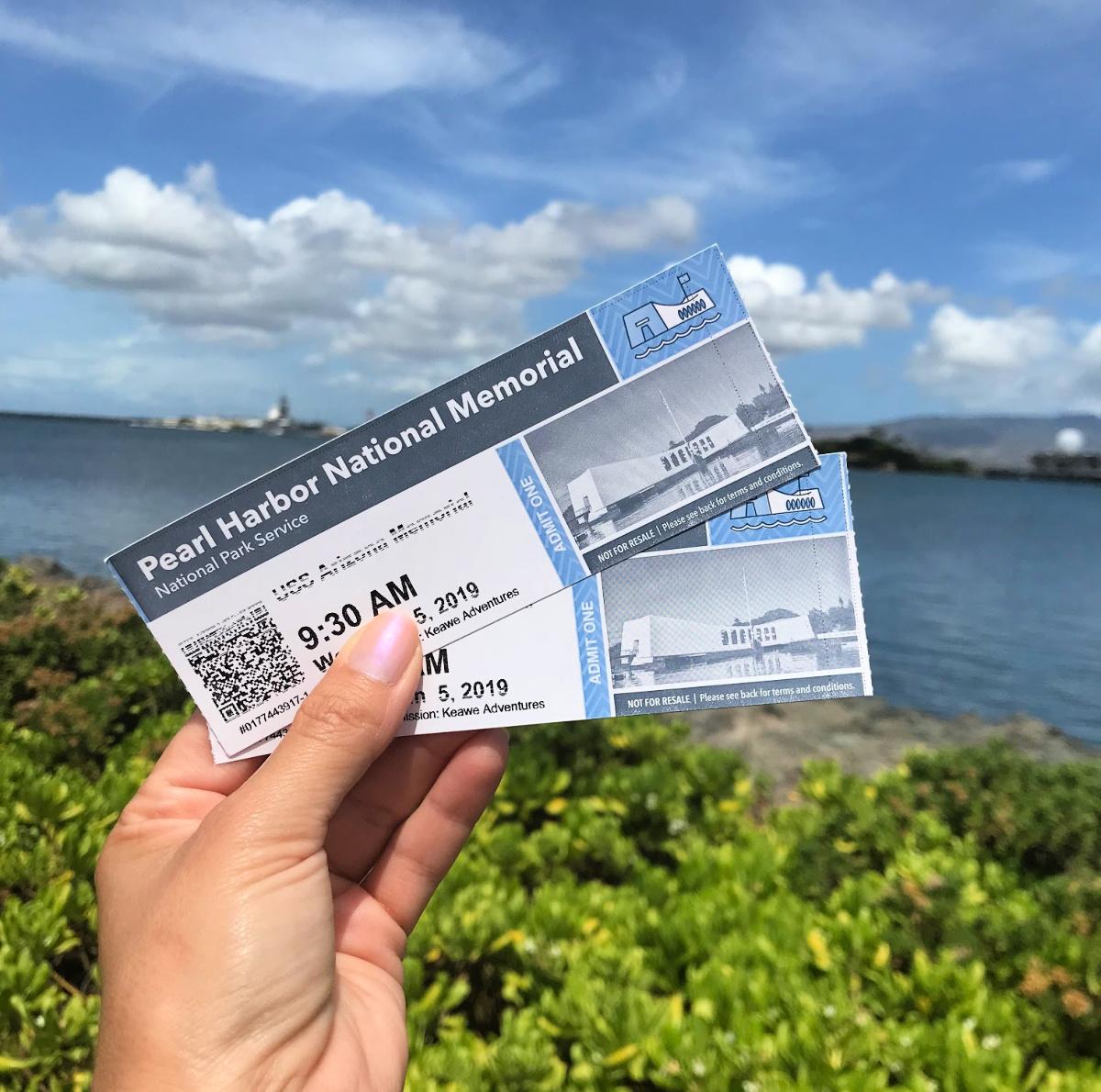 Pearl Harbor Visit