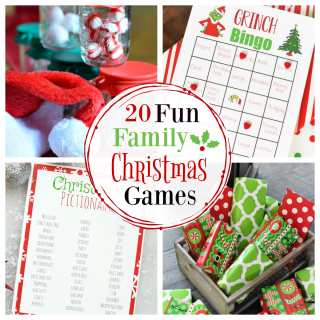Fun Family Christmas Games