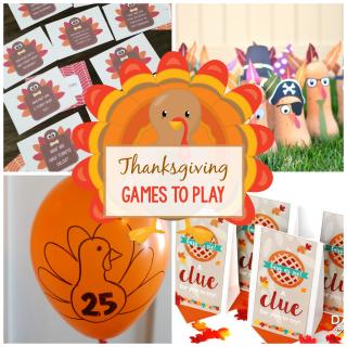 Fun Thanksgiving Games