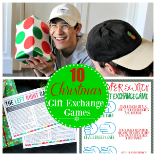 Fun Christmas Exchange Games