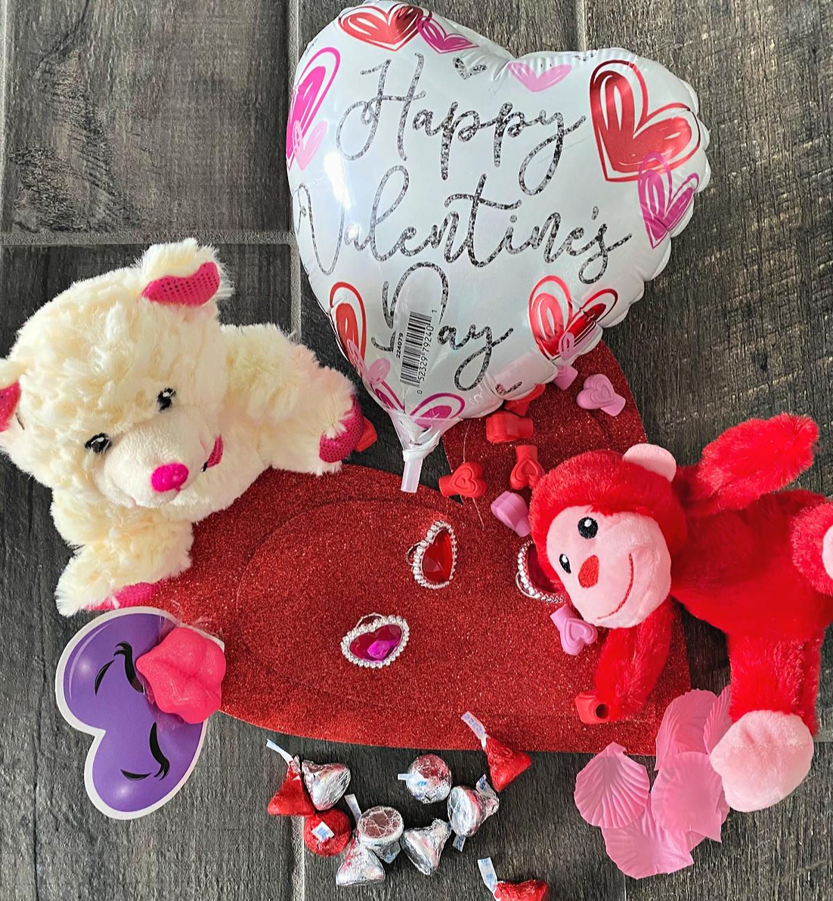 Valentine's Game Supplies