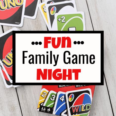 Fun Family Games