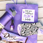 Purple Gift for Friends