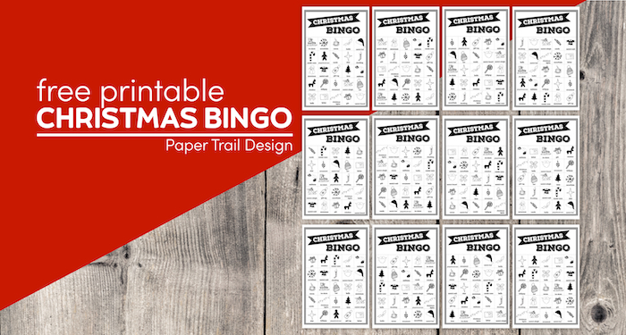 Fun Christmas Bingo Games