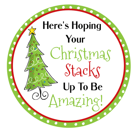 Stacks Neighbor Gift Tag