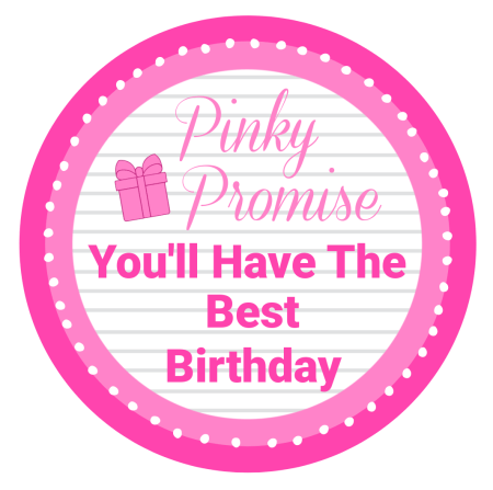 Pinky Promise Gift Tag