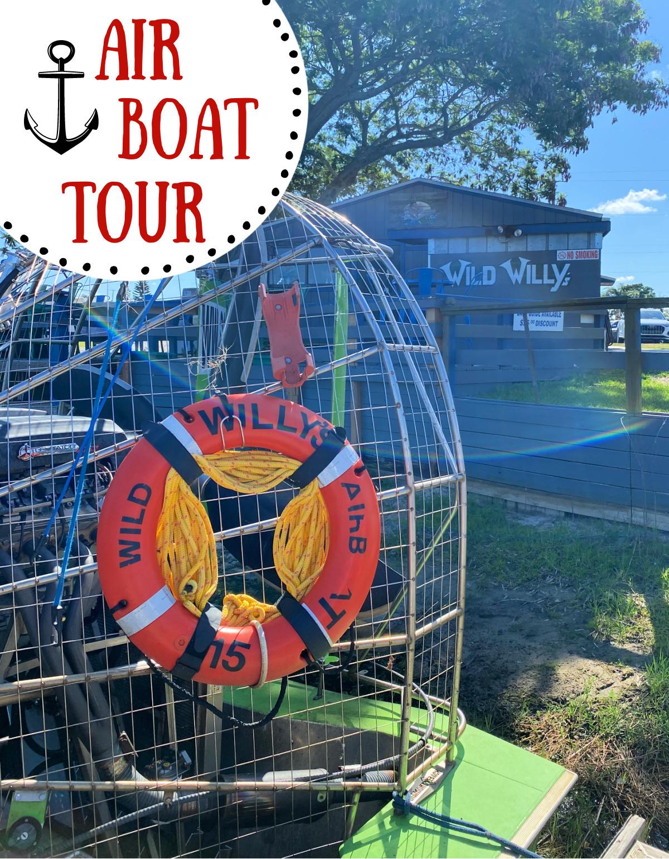 Fun Airboat Tour