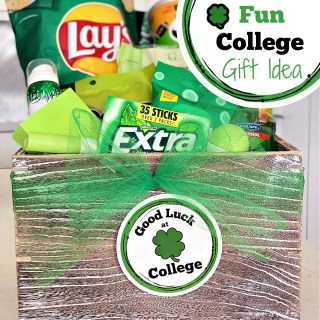 Good Luck at College Gift Idea
