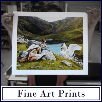 David Bog fine Art Prints