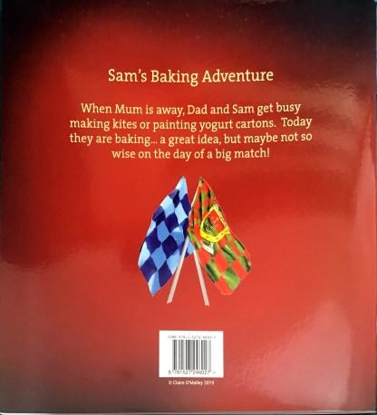 Sam's Baking Adventure