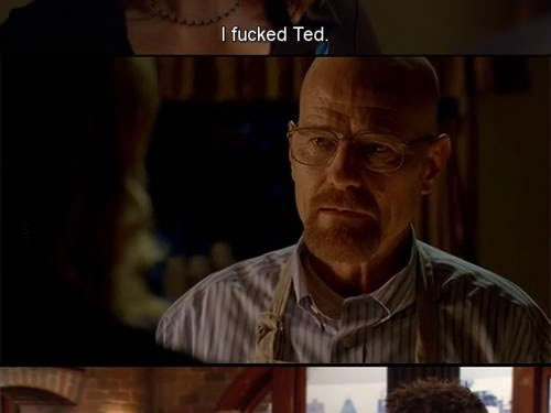 I F*cked Ted