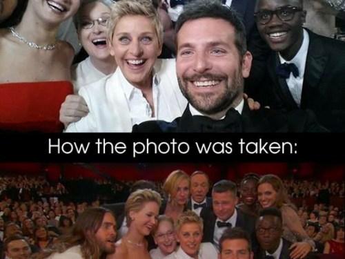 Ellen DeGeneres' Oscars Selfie Is The Most Retweeted Tweet Of All Time