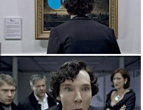 Sherlock, Preschool edition