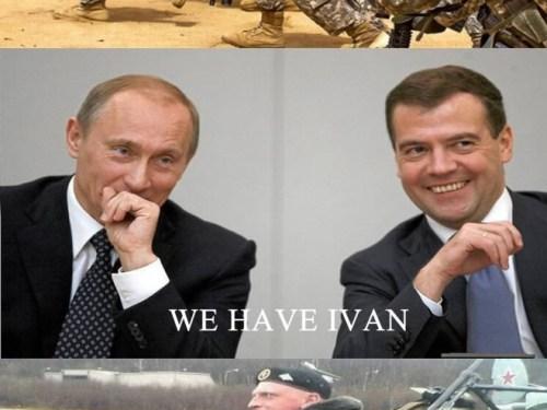 US vs RUSSIA