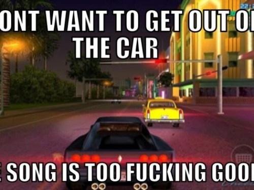 GTA Vice City problems